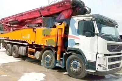 Sell 56m Concrete Pump Truck