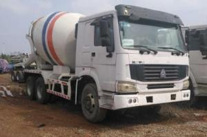 Wholesale gravel production line: Concrete Mixer Truck