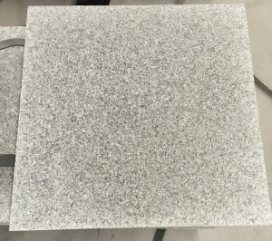Wholesale flamed paving tiles: Flamed G603 Silver Grey Granite Paving Slabs