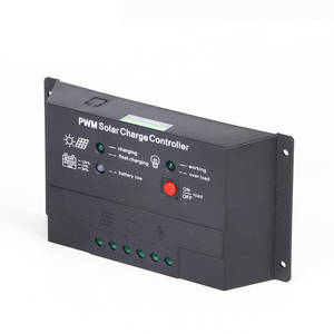 Wholesale Solar Controllers: PWM Solar System Controller  12V/24V Auto 5A 10A 15A 20A