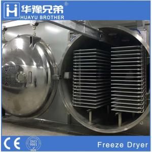 Wholesale lyophilization machine: Industrial Fruit Dryer Price Machine Vegetable Lyophilizer Food Vacuum Freeze Dryer