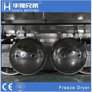 Wholesale seafood packing machine: Industrial Food Fruit Vegetable Drying Lyophilizer Vacuum Freeze Dryer Machine