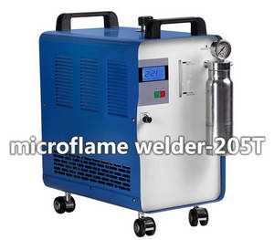 Wholesale wire processing machine: Micro Flame Welder-205T