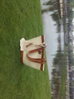 Straw Natural Hand Made Bag ( Not Paper Bag ) 6