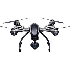 Wholesale R/C Toys: YUNEEC Q500 4K Typhoon Quadcopter with CGO3 Camera, SteadyGrip, and Camera Aluminum Case (RTF)