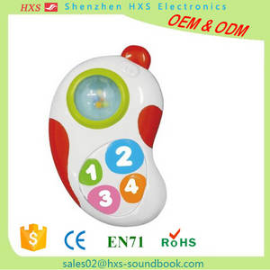 Wholesale mobile phones: Wholesale Custom Kids Mobile Phone Toy Sound Module with Sound Effect