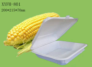 Wholesale disposal food container: Disposable Tabeware-food Container:XYFH-801