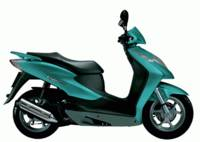 ABOUT HONDA DYLAN 125