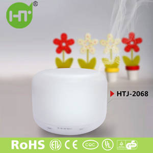Wholesale aromatherapy diffuser: NEW Design!!HTJ-2068 Portable Aromatherapy Air Humidifier Cooler Aroma Essential Oil Diffuser