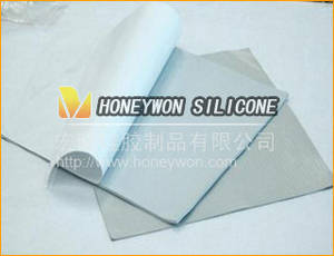 Wholesale Rubber Products: Silicone Heat Conductive Pad Silicone Gap Filler