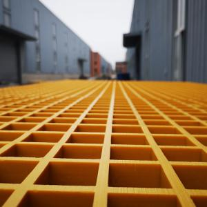 Wholesale frp cover: Anti-corrosion Frp Grating for Panel Flooring