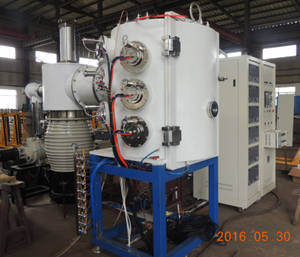 Wholesale price of spray dryer: Multi Arc Ion Plasma Vacuum Spray Titanium PVD Coating Machine for Metal Parts