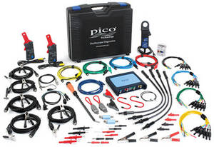 Wholesale diagnostic: Pico Four-Channel Automotive Diagnostic Oscilloscope Premium Package (Model Number: PP925)