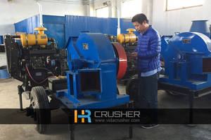 Wholesale multi rotors: China Portable Wood Chipper Sold Overseas
