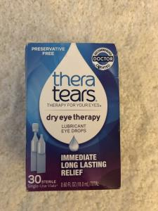 Wholesale lubricants: TheraTears Eye Drops for Dry Eyes Dry Eye Therapy Lubricant Eyedrops