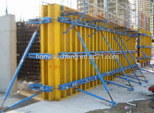 Wholesale formwork: Concrete Wall Formwork and Column Formwork for Construction, Single-sided Shuttering
