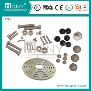 Wholesale small engine parts: HONY-PEEK CNC Machined Parts