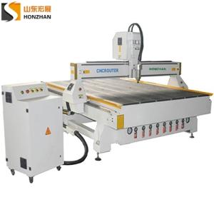 Wholesale car wax: HONZHAN HZ-R2030 Large Furniture Wooden Door Cabinet CNC Router Cutting Machine