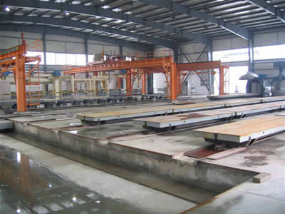 concrete block machine: Sell Autoclave Aerated Concrete (AAC) Production Line
