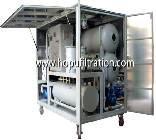 Sell Untra High Voltage Transformer Oil Treatment Plant
