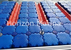Wholesale floating dock: HDPE Plastic Floating Pontoon HDPE Floating Docks Plastic Pontoon Plastic Modularl Floating Dock
