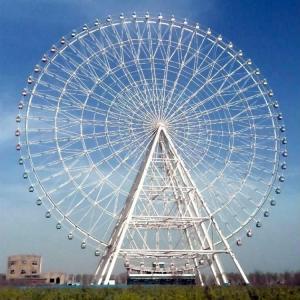 Wholesale power platform: 88m Ferris Wheel Ride HFMT88