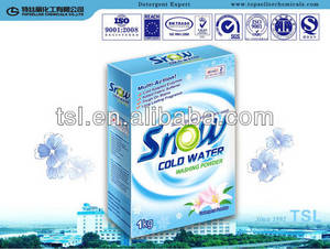 Wholesale laundry powder: Laundry Detergent Washing Powder Box Packing