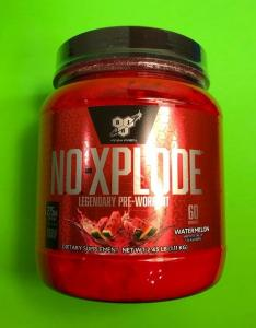 Wholesale Fitness & Body Building: BSN NO Xplode Pre Workout 60 Servings