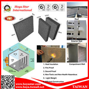 Wholesale ag glass: Lightweight Energy-saving Insulation Fire Proof Soundproof Non-Toxic Building Brick