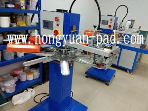 Wholesale small rotary switch: Single Color Rapid Rotary Screen Printing Machine