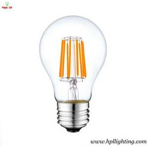 Wholesale with factory price: 10W E27 LED Filament Bulb with Factory Price