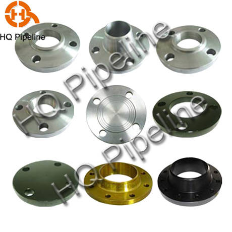 Sell forged steel flanges