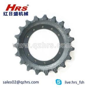 Wholesale excavator undercarriage spare parts: Caterpillar E305 Sprocket Mini Excavator Undercarriage Part-Hongrisheng Machinery