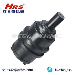 Wholesale mini undercarriage parts: Caterpillar E70B Carrier Roller/Upper Roller Mini Excavator Undercarriage Part-Hongrisheng Machinery