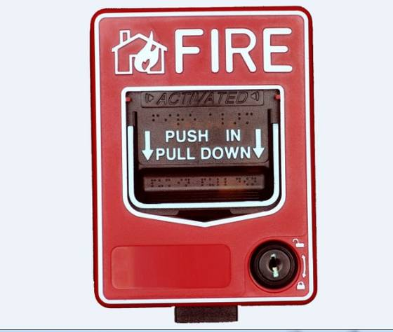 Sell Manual Call Point Designed for Fire Alarm Systems and Security Alarm system