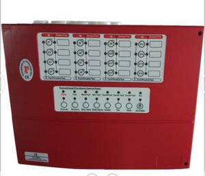 Wholesale electrical box enclosure: 16zones Conventional Fire Alarm Control Panel