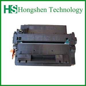 Wholesale cartridge chip: Compatible HP 55A CE255A Toner Cartridge for Black