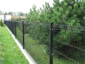 Wholesale Garden Supplies: 3D Wire Mesh Fence