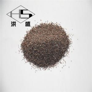 Wholesale alumina sand: 30# Brown Fused Alumina / BFA for Sand Blasting
