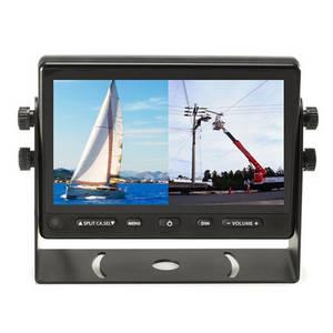 Wholesale mirror lcd display: 7 Inch AHD Heavy Duty 1 /  2 / 3CH Monitor