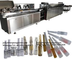 Wholesale uv printer curing: Pharmaceutical Ampule Printing Machine,Ampule Screen Printer ,Ampule Printing Machine