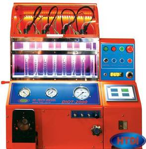 Wholesale Fuel Systems: Common Rail Test Bench