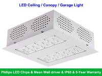 80W LED Ceiling Light, LED Garage Light