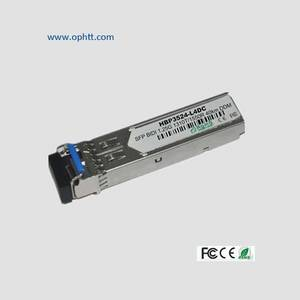 Wholesale switchboard: Cisco Huawei H3C Compatible Transceiver 1.25G SFP BIDI 40KM LC Use for Switchboard