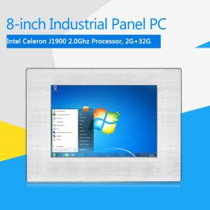 Wholesale lcd pc: 8 Inch TFT LCD Industrial Panel PC