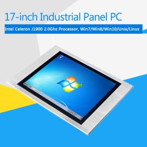 Wholesale industrial control audio equipment: 17 Inch Industrial LCD Capacitive Touch Screen