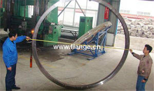 Wholesale tire racking: High Precision Large Diameter Forged Stainless Steel Rolling Gear Ring