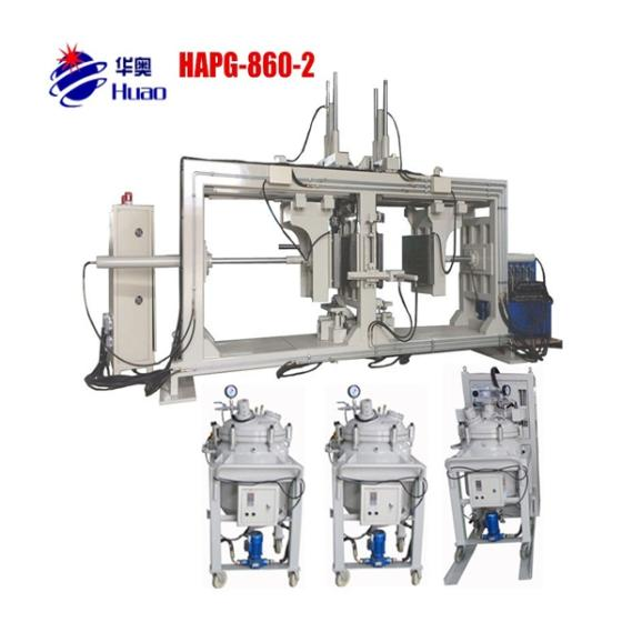 Double-station APG Clamping Machine