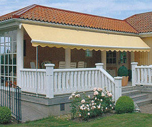 Wholesale awnings: Balcony Retractable Awning