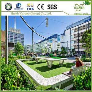Wholesale Other Sports & Entertainment Products: Flat Shape Synthetic Grass for Garden